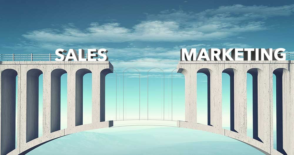 Mind the gap… what's the real problem with sales and marketing?